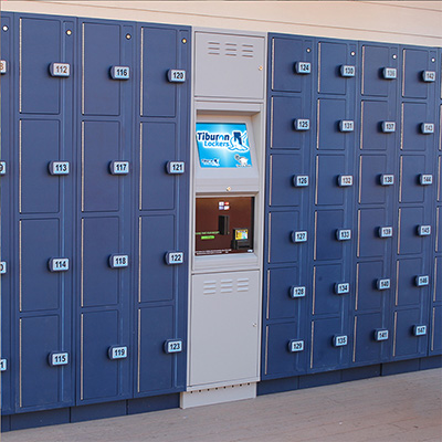 Tiburon Locker Durable Plastic Lockers
